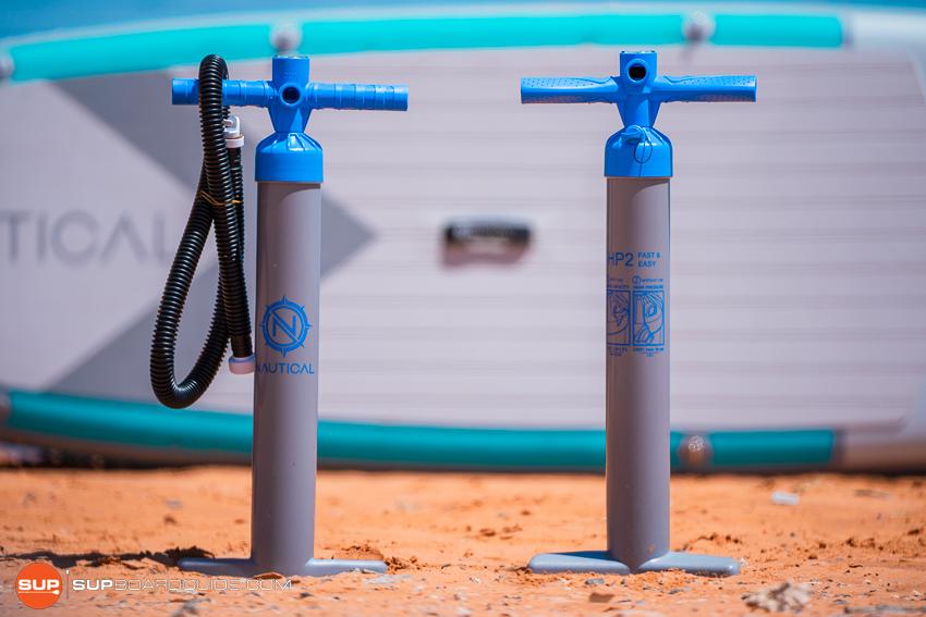 Nautical 10_6 Single Chamber Pump