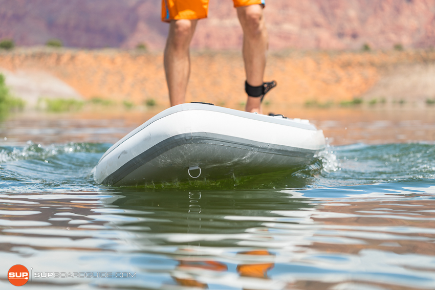 Nautical 11'6 Inflatable Stand Up Paddle Board Review Stability
