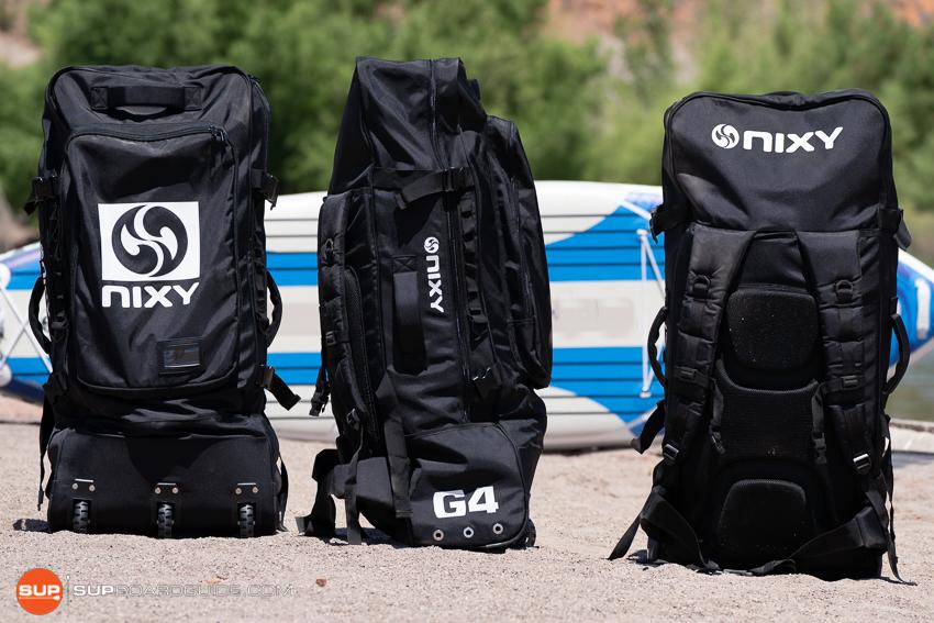 Nixy Manhattan Touring Board Review Bag