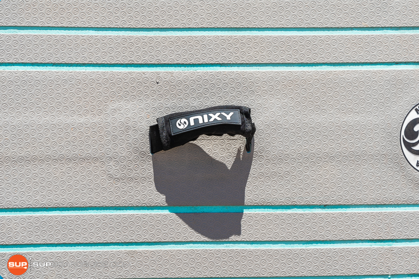 Nixy Manhattan Touring Board Review Neoprene Center Carry Handle