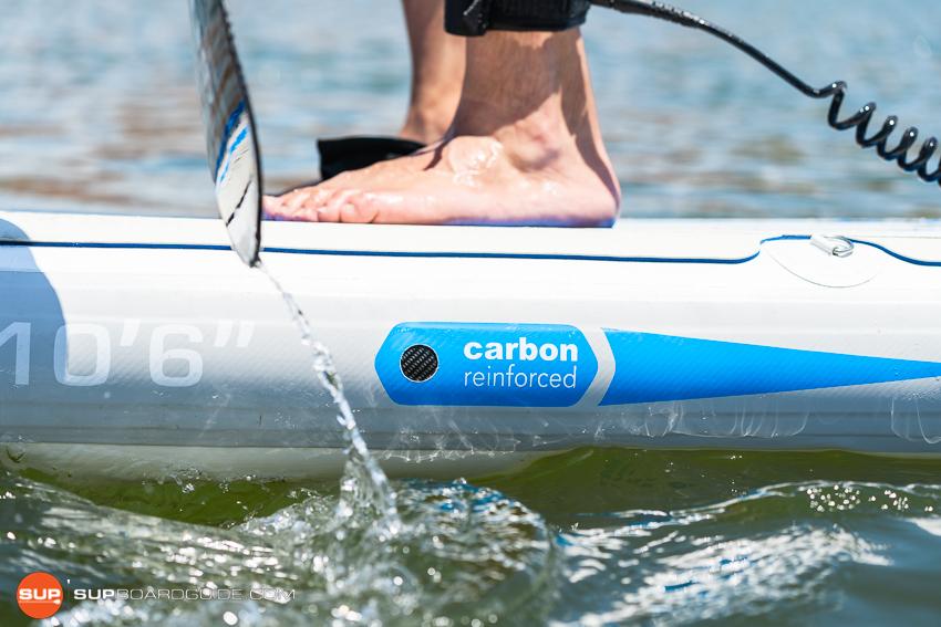 Nixy Newport G4 Carbon Rails