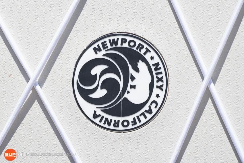 Nixy Newport G4 Nixy Emblem