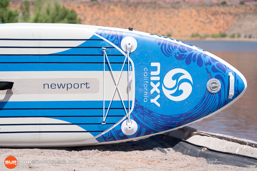 Nixy Newport G4 Nose Features