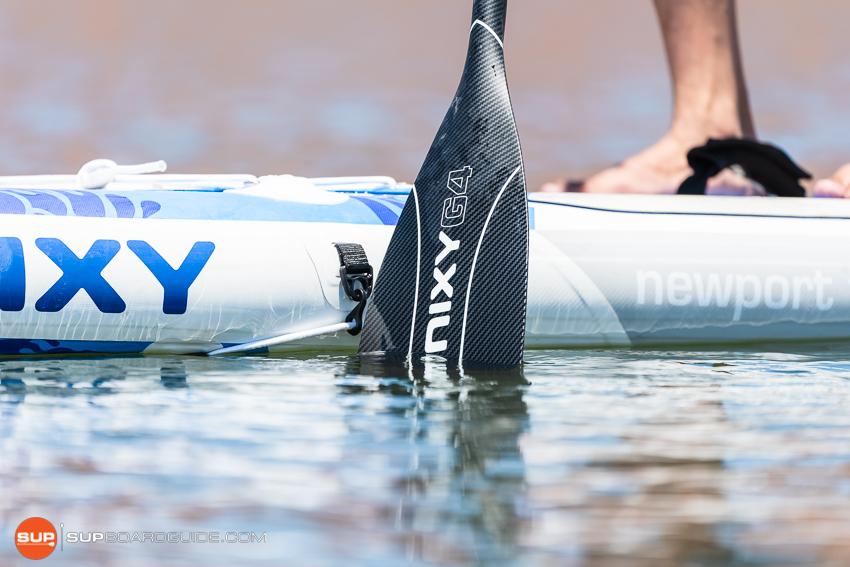 Nixy Newport G4 Paddle Holder Interference