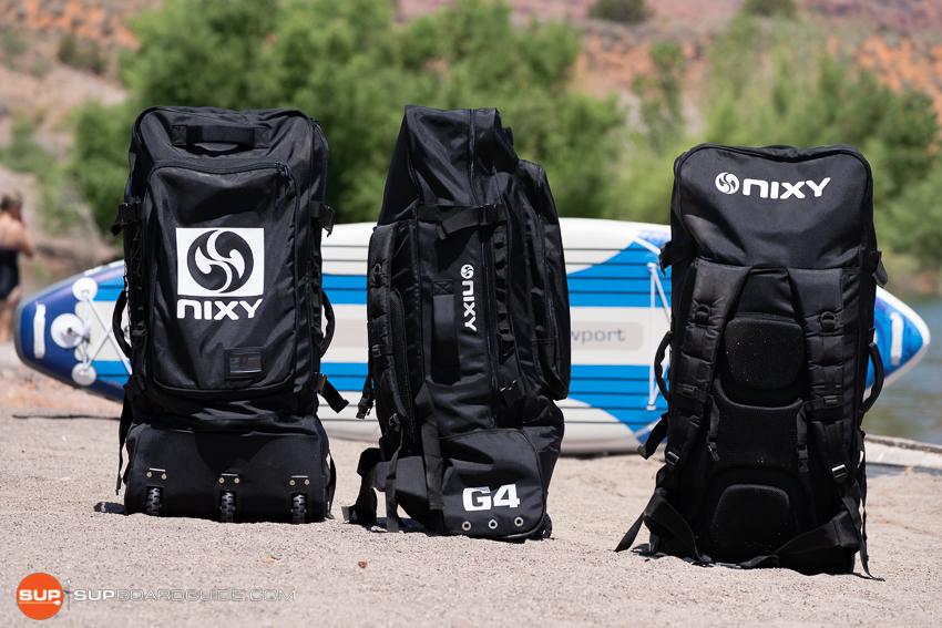 Nixy Newport G4 Roller Backpack