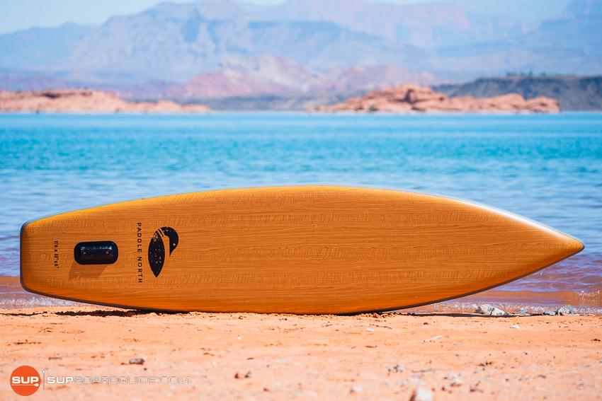 Paddle North Portager Bottom Board Design