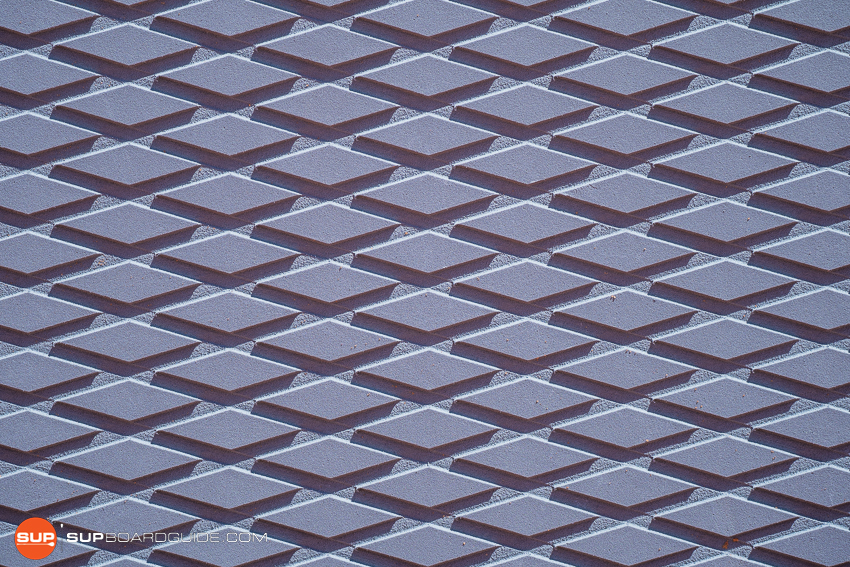 Paddle North Portager Diamon Groove Deck Pad Texture