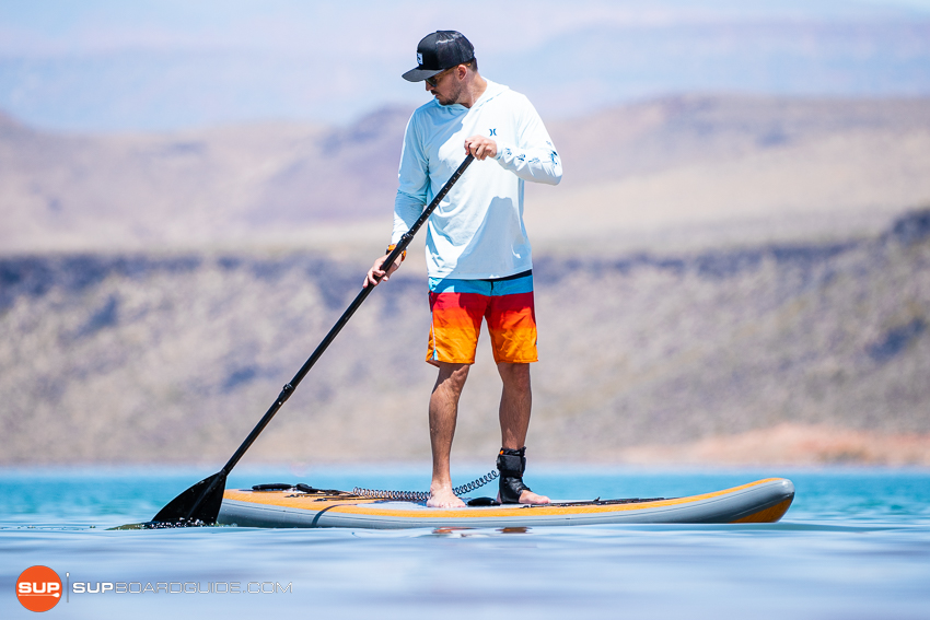 Paddle North Portager Maneuverability