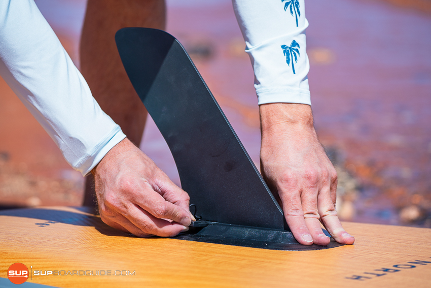 Paddle North Portager Snap Fin