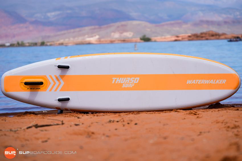 Thurso Waterwalker 120 Bottom Board Design