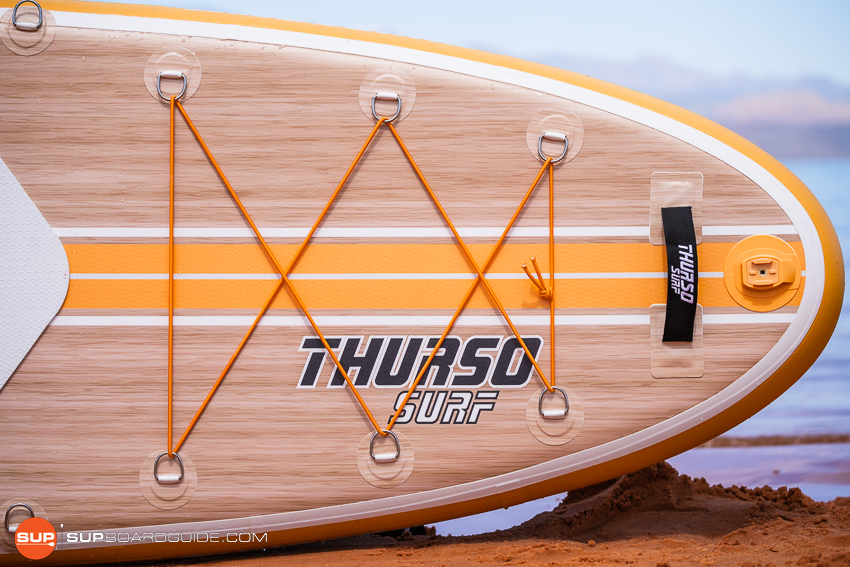 Thurso Waterwalker 120 Nose Cargo