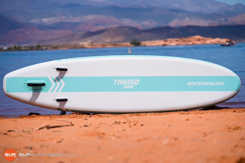 Thurso Waterwalker 126 Bottom