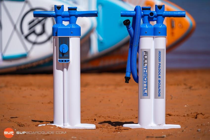 iRocker Dual Chamber Pump