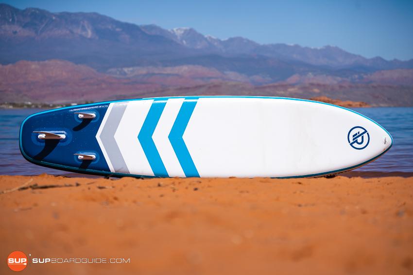 iRocker Sport Bottom Board Design