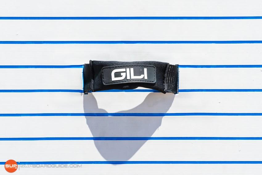 Gili Komodo Inflatable Yoga SUP Review Center Carry Handle