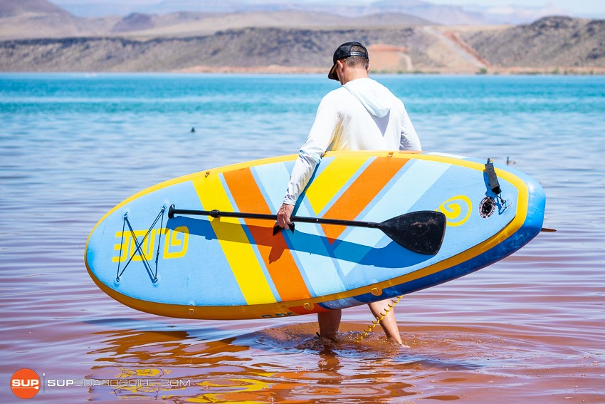Glide 02 Retro 10'6 Carry Weight