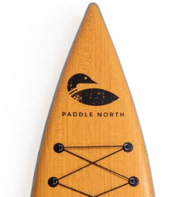 Paddle North The Portager