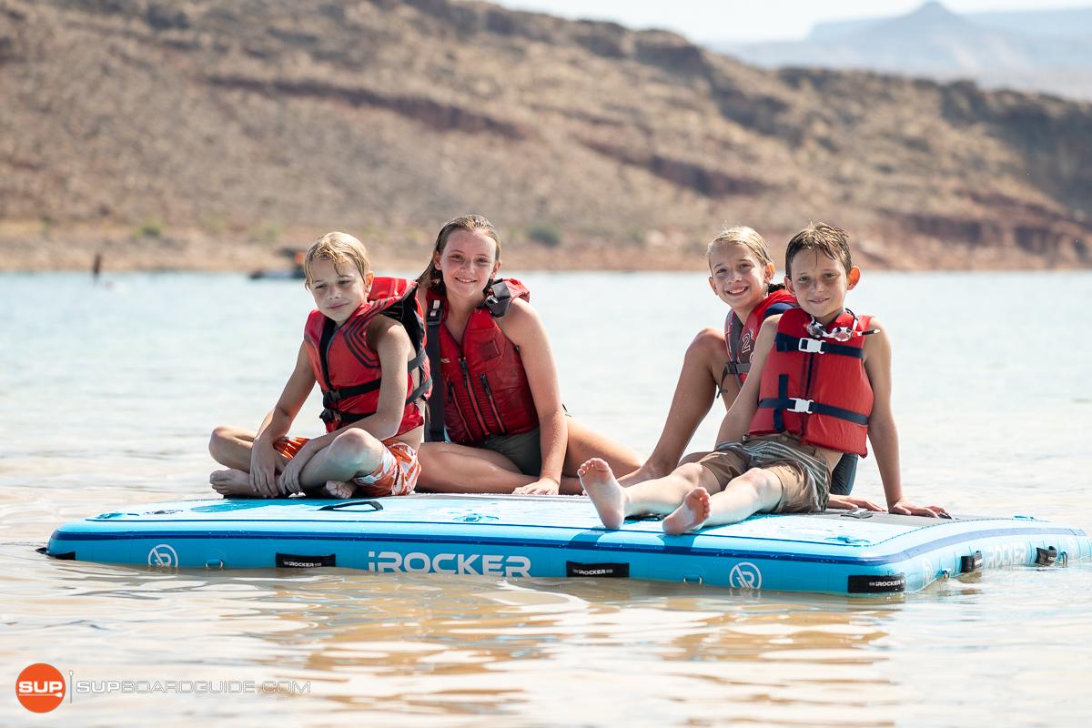 iRocker Inflatable Dock Review, 2021