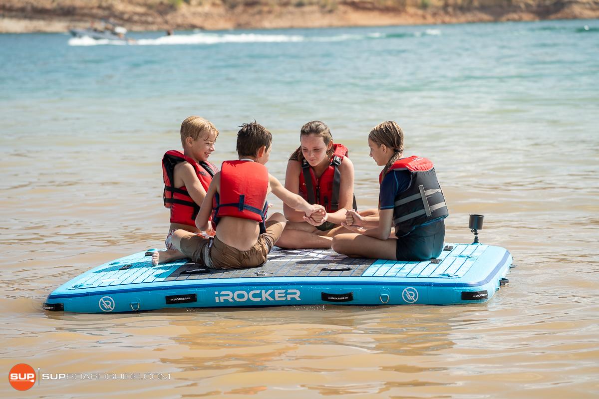 iRocker Inflatable Dock