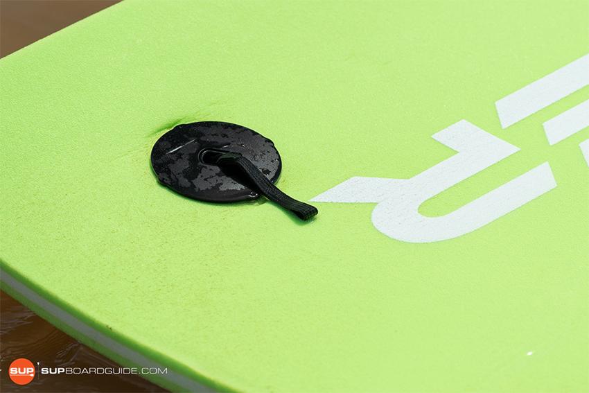 iRocker Floating Mat Materials